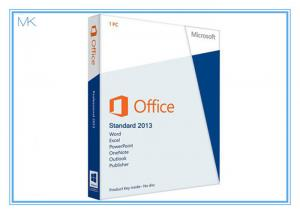 China 32 / 64 Bit Microsoft Office 2013 Retail Box Professional Plus 2013 Pro English DVD on sale