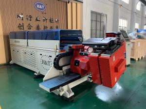 China Automatic Servo Tube Bending Machine / Left And Right Common Direction Tube Bender on sale