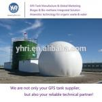 Fire Proof Membrane Gas Holder Euro B Standard PVDF / UV Curing Pretreatment