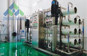 Containerised Seawater Desalination Water Treatment Plant