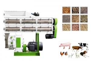 China Poultry Chicken Feed Production Equipment Grains Soybean Cake Raw Material on sale