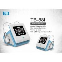 Multifunction 3 In 1 Fractional RF Microneedle Machine For Wrinkle Removal / Skin Lifting
