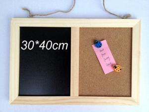 China wooden combination boards combine notice30*40cm on sale