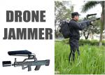 China 5.8Ghz / 2.4 Ghz Drone Jammer 15w , All In One Handheld Anti Drone Jamming Device wholesale