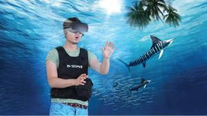 China Virtual Reality Tour Software / Ultra Realistic Vr Box Application Software on sale