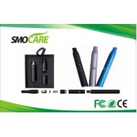 China Stainless Steel Ago G5 Portable Vaporizer For Dry Herb , Black Blue E-Cig on sale