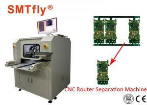 China 320*320mm PCB Dlaser Depaneling Machine With 60000rpm/Min Spindle on sale