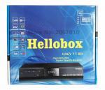 Canal de PowerVu de montre de HELLOBOX GSKY V7 sur SES 6 à 40.5W