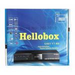 Reloj Suramérica de GSKY HELLOBOX V7/canal de Norteamérica PowerVu en la INTELSAT 21 en 58.0W