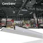 Linkable 0.6m Retail Lighting Solutions , 90ra 3 Phase Track Light