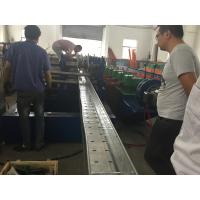 22kw Cable Tray Protection Roll Forming Machinery Material Thickness 0.2 - 4mm