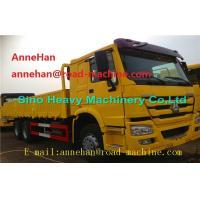 SINOTRUK Heavy Duty Cargo Trucks 6X4 Euro II /III 20-50T Model is ZZ1251M3211 with Styer Axle