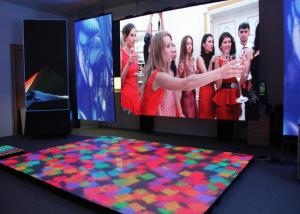 China HD Full Color Stage LED Screen Indoor and Outdoor High Resolution P5 on sale