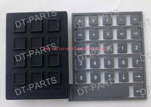 China 70120203 GT1000 Gerber Spare Parts 925500528 KEYPAD BEAM S32/52/72 Storm Interface Keyboard Silkscreen Tech on sale