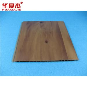 China Artistic Woven Bamboo UPVC Wall Panels / UPVC False Ceiling Panels on sale