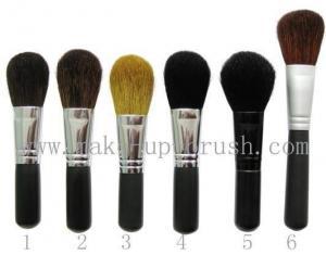 China Retractable Powder Brush on sale
