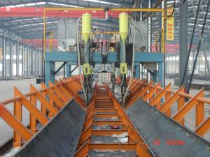 China Gantry Multi Spot Welding Machine For Steel H Beam Production Line on sale