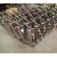 Flat sheet made stainless steel balustrade aisi304 316 grade handrail China supplier