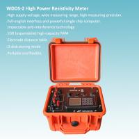 Auto Self-fault Diagnosis Stable Performance Resistivity Meter