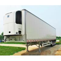 China 13.6m China Refrigerated Van Trailer, China Refrigerator trailer, Refrigerator box trailer on sale