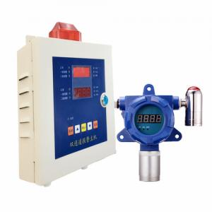 China High Precision VOC Gas Detector Ethanol C2H6O Monitor With Display And Alarm on sale
