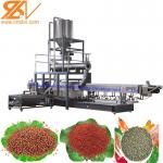 SLG70-II Floating Fish Feed Production Line SUS304 Grade 	200-260 kg/h Output