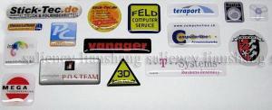 China Epoxy Sticker/ Epoxy Label/Dome Sticker on sale