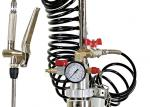 Pressão pneumática Sparyer 30 do cambiador do dreno do óleo Waste/60 litros