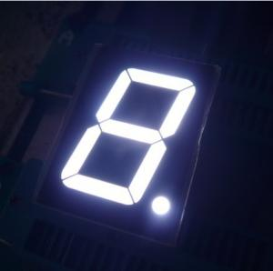 China 14.2mm Single Digit 7 Segment Led Display Common Anode 60-70mcd Lumious Intensity on sale