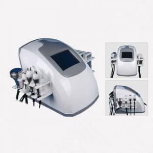 China 3 In 1 Cavitation + Bipolar RF + Tripolar RF + Vacuum Diode Lipo Laser Machine on sale