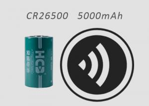 China 3V CR26500 C 5000mAh Li-MnO2 Battery Non Rechargeable 3000mA For Medical Devices on sale