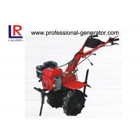 China 170F Gasoline Engine Agricultural Mini Tractor Tillers and Cultivators , Low Fuel Consumption on sale