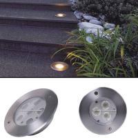 CRI 85 Aluminum Housing LED Underground Lamp 3 Years Warranty