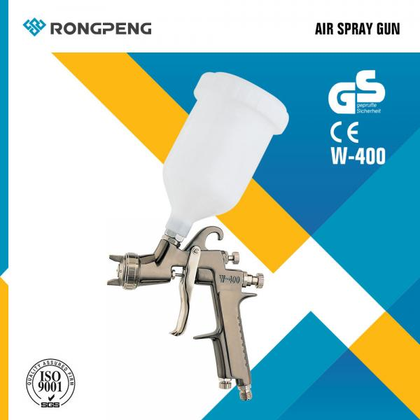 RONGPENG W400 Professional Finish Painting Spray Gun for