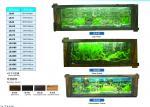 aquarium wall hanging(solid wood frame)