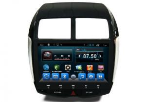 China Stéréo de voiture avec le navigateurde Bluetooth Mitsubishi pour le système d'ASX Android 6,0 on sale