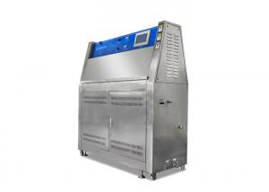 China Standard UV Accelerated Weathering Tester ASTM D4587 , Automatical PID SSR Control on sale