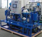 Custom Centrifugal Hfo Purifier Separator , Lube Oil Purification System