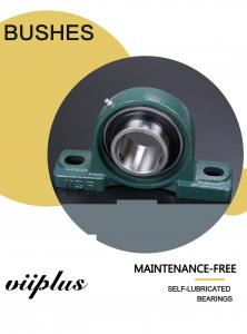 China Outer Spherical Bearing Vertical Pilllow Block Sliding Bearing With Seat UCP Series | Bushing Blocks & Thrust Plates on sale