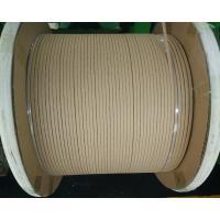 Paper covered flat copper wire strip|500KV transformer interturn insulation paper covered flat copper wire strip
