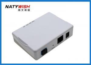 High Speed GPON ONU Router 105*76*25mm Same As ZTE F601