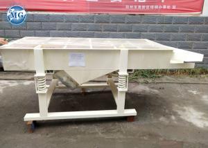 China Multi - Function Customized Vibratory Sand Screening Machine Linear Type on sale