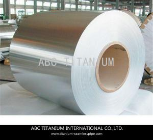 China ultra-thin titanium foil for speaker,material for voice coil,microphones on sale
