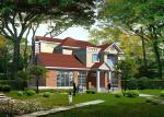 Полуфабрикат светлая вилла стальной структуры датчика, стальные панельные дома