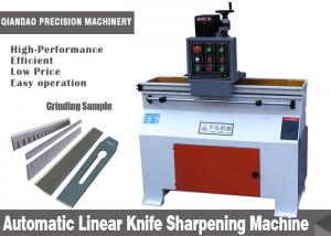 China Auto linear guideway knife grinder straight tools sharpening machine on sale