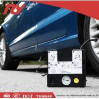 Powerful Motor Car Tire Inflator Air Compressor , 12V Tyre Inflator120W 10A