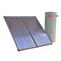 Flat panel Balcony solar water heater