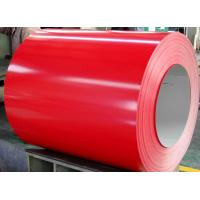 Furniture Use Color Coated SPCC , TDC51D + AZ Steel Coil 50 - 150G / M2 270 - 500 Mpa