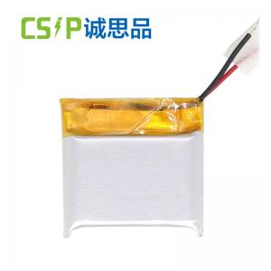 China Rechargeable Lithium Ion Polymer Battery Pack 3.7 V Stable Discharge Voltage on sale
