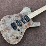 Chinese factory OEM maple top electric guitar guitar Factory direct sales, pattern